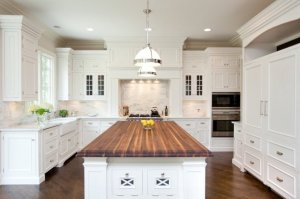 Chicago Kitchen - Oakley Home Builders